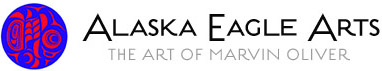 Alaska Eagle Arts Logo